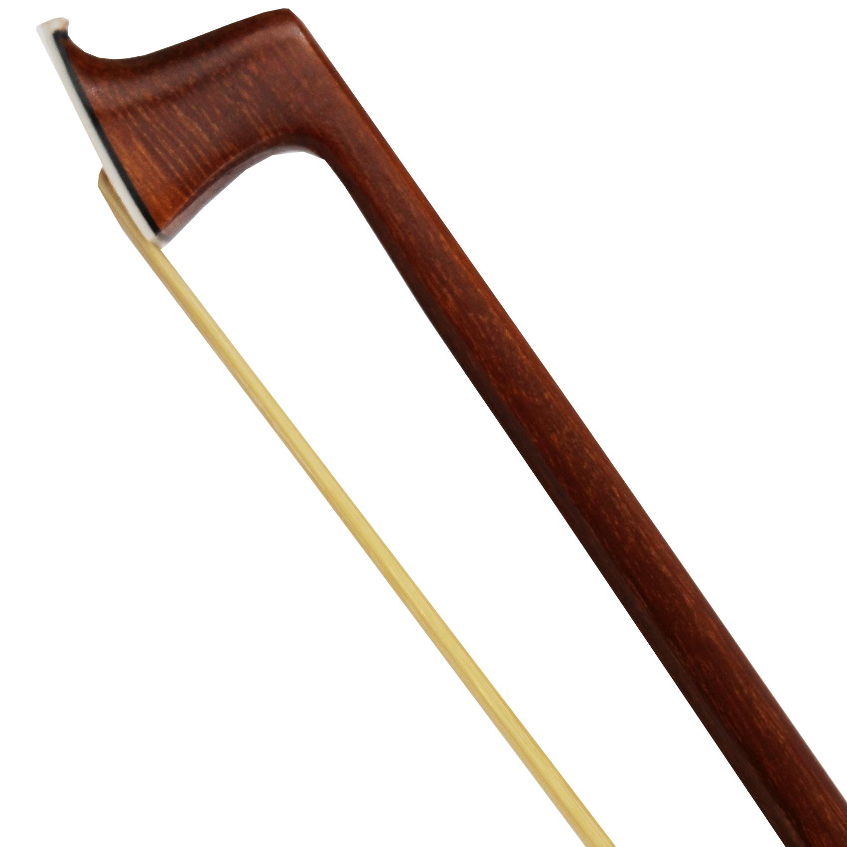 Arco Estudante Com Guarnição Detalhada Para Violino 4/4