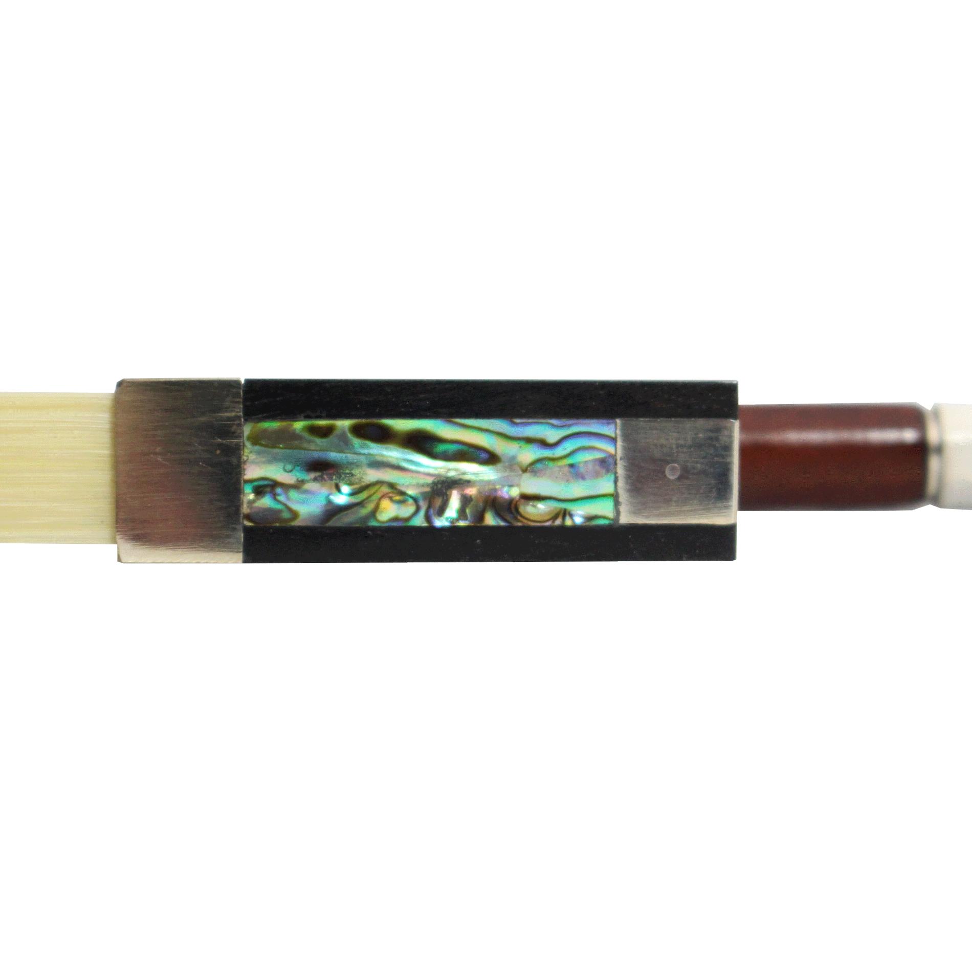 Arco Oitavado Para Violino 4/4 Abalone