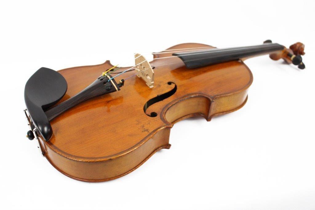 Violino Francês Breton 1820 4/4