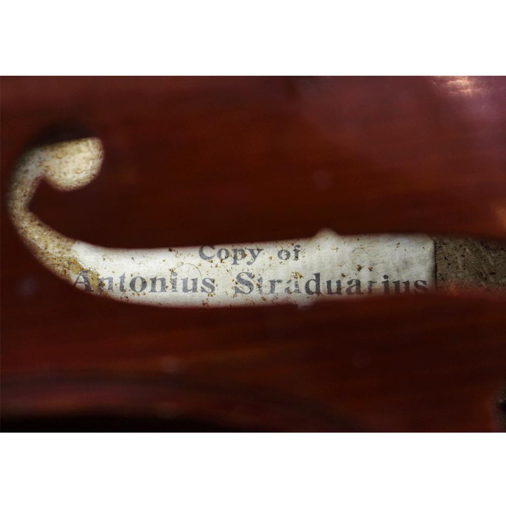 Copy of Antonius Straduarius anno 1730