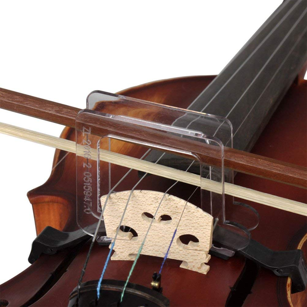 Corretor de arcada para violino 4/4
