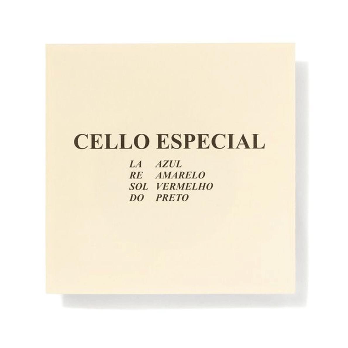 Encordoamento Cordas Especiais M Calixto P/ Cello Violoncelo