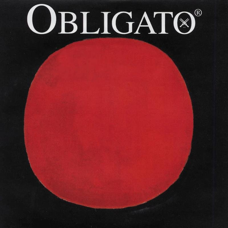 Encordoamento Cordas Pirastro Obligato Violino 3/4 - 1/2