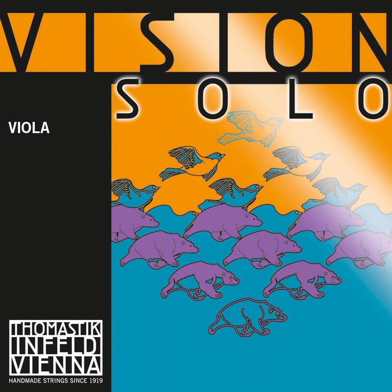 Encordoamento Cordas Viola - Thomastik Vision VIS200