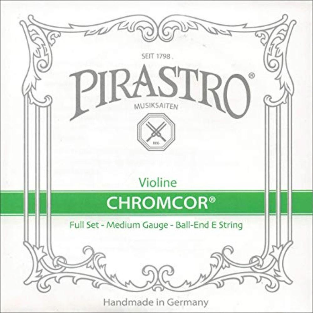 Encordoamento Pirastro Chromcor Violino 4/4