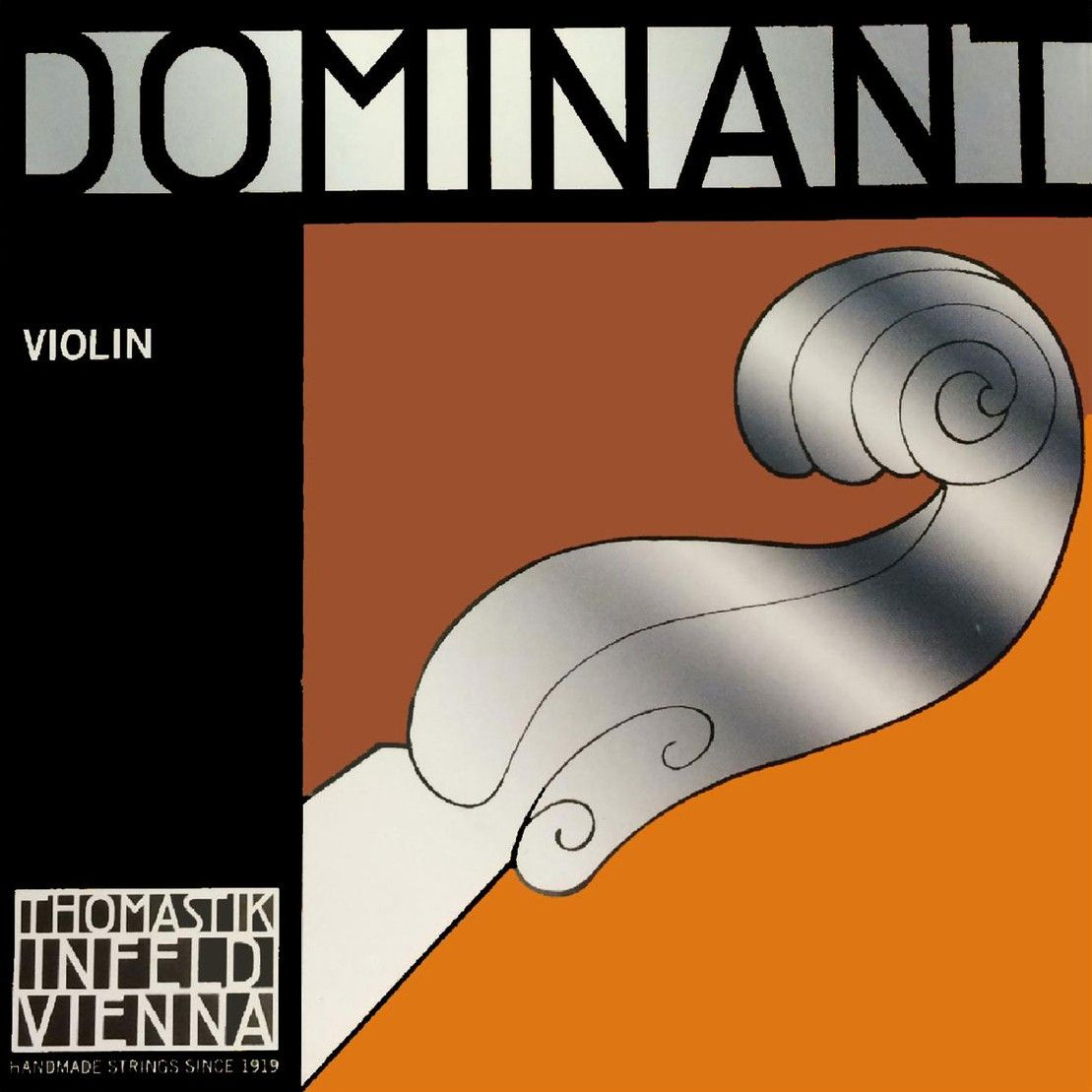 Encordoamento Thomastik Dominant Para Violino 4/4