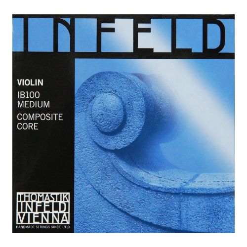 Encordoamento Thomastik Infeld Blue Violino 4/4