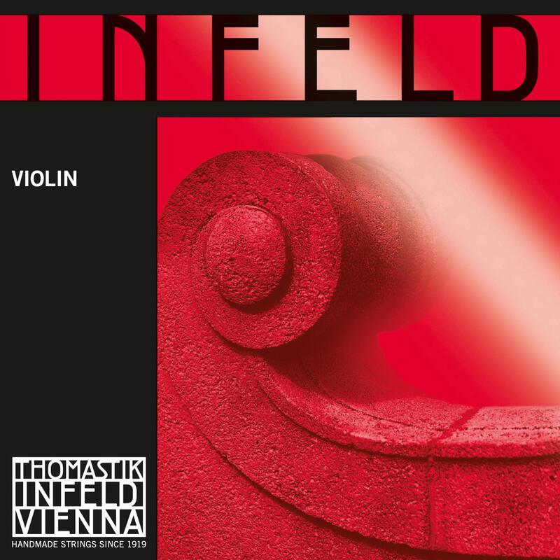 Encordoamento Thomastik Infeld Red IR100 Violino 4/4