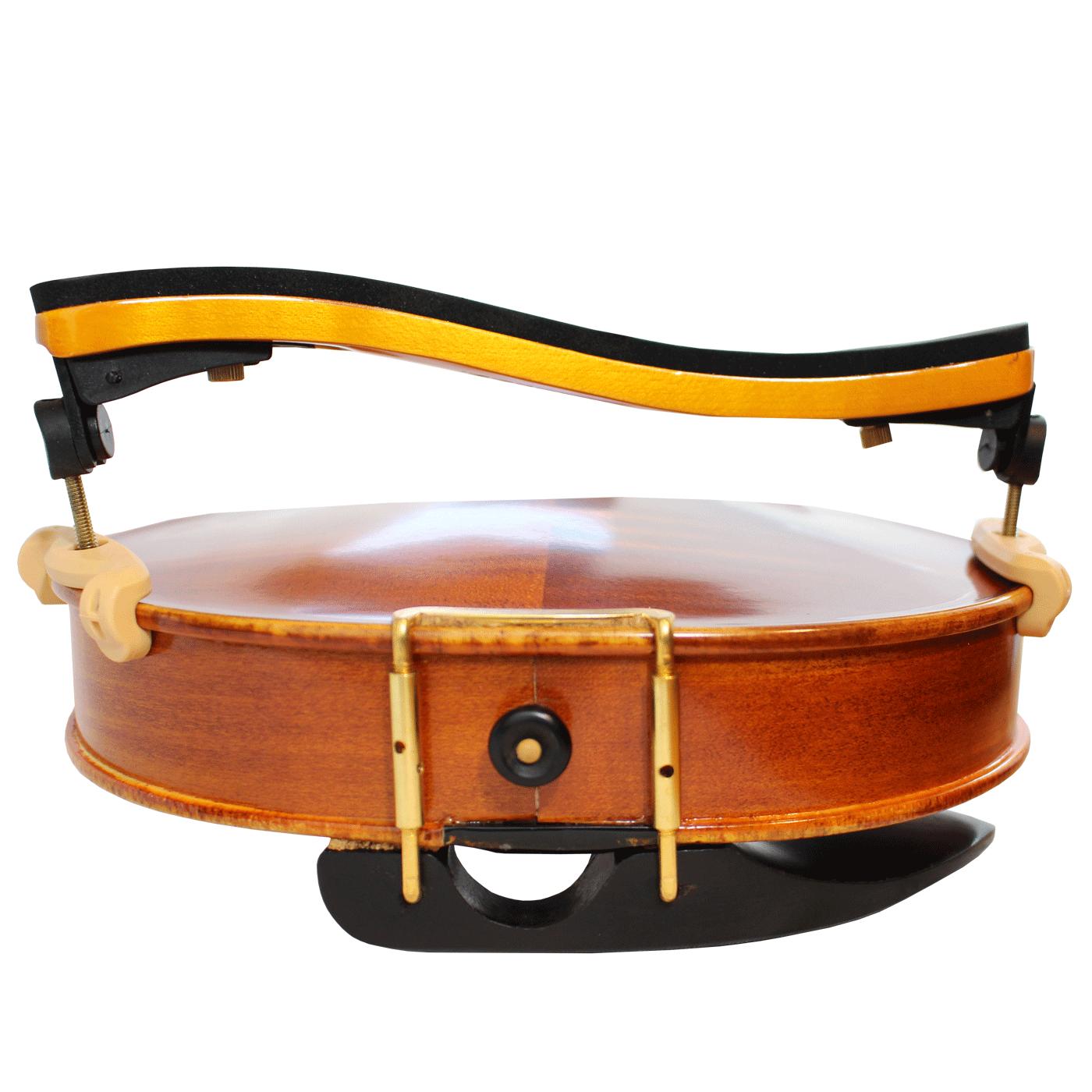 Espaleira Confort Madeira Orquezz Violino 4/4