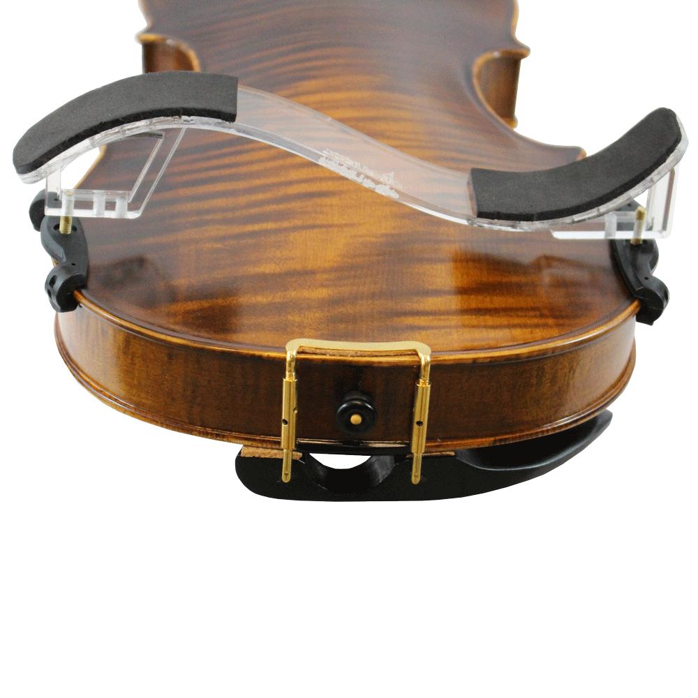 Espaleira Para Violino 4/4 e 3/4 Acrílico