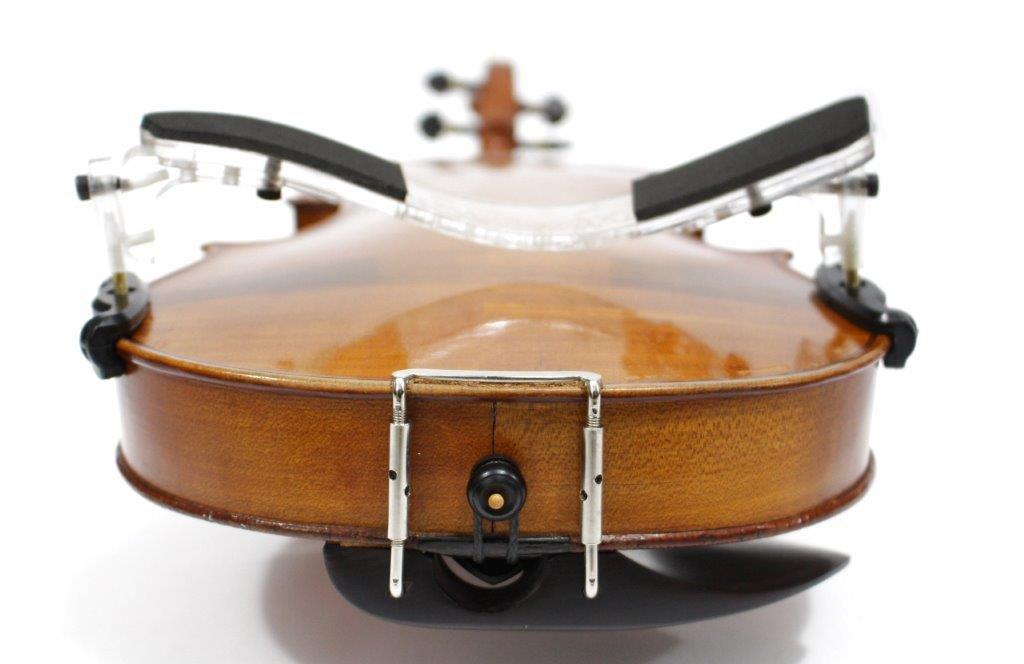 Espaleira Para Violino 4/4 e 3/4 Acrílico Lançamento 2019