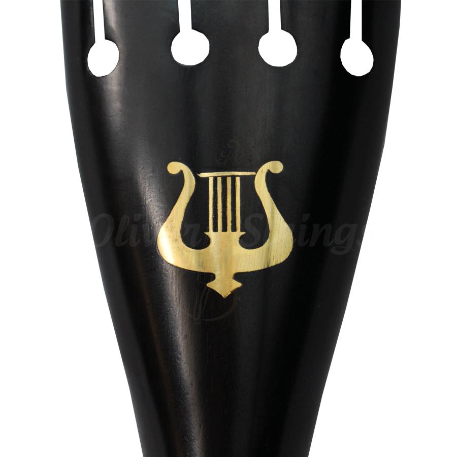 Estandarte Cello Ébano Modelo Francês Gold