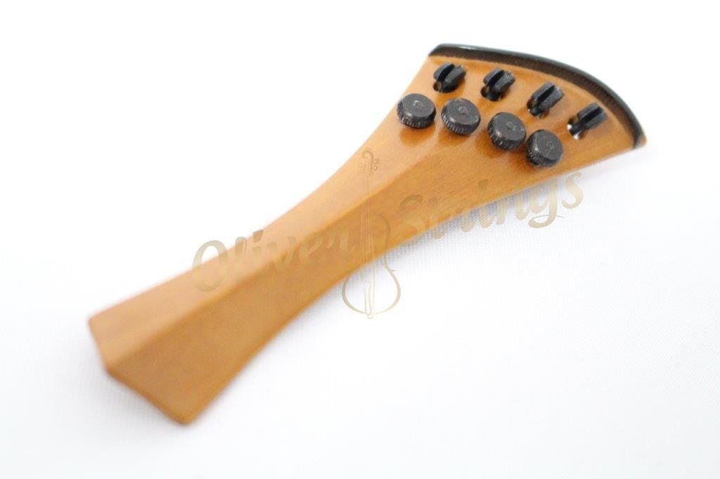 Estandarte em Boxwood modelo Harpa semi Hill com fixos embutidos para violino