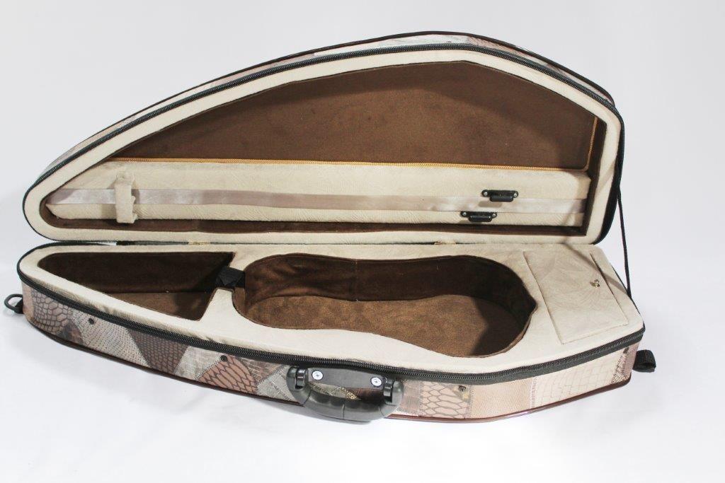 Estojo Camuflado Moderno P/ Violino