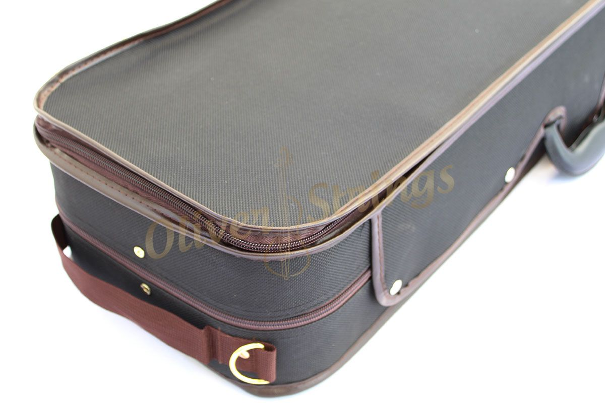 Case Térmico Retangular Super Luxo Para Violino 4/4