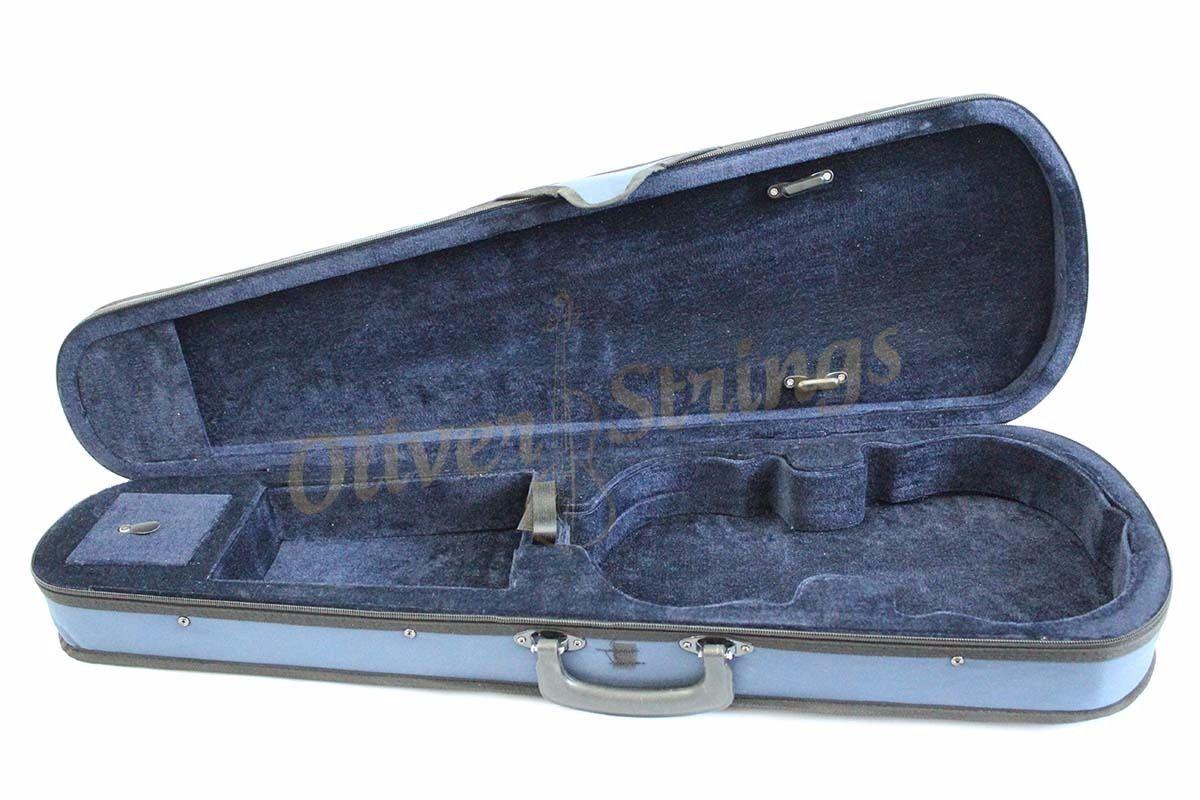 Estojo Para Violino 3/4 Modelo Gota