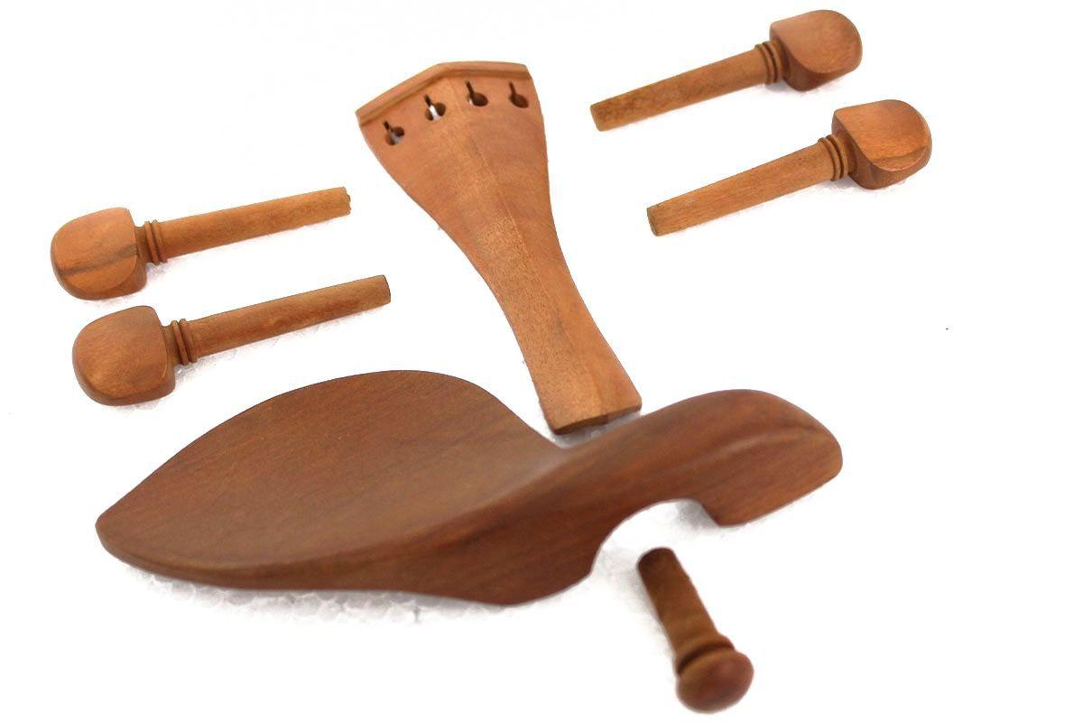 Kit De Montagem Para Violino 4/4 boxwood