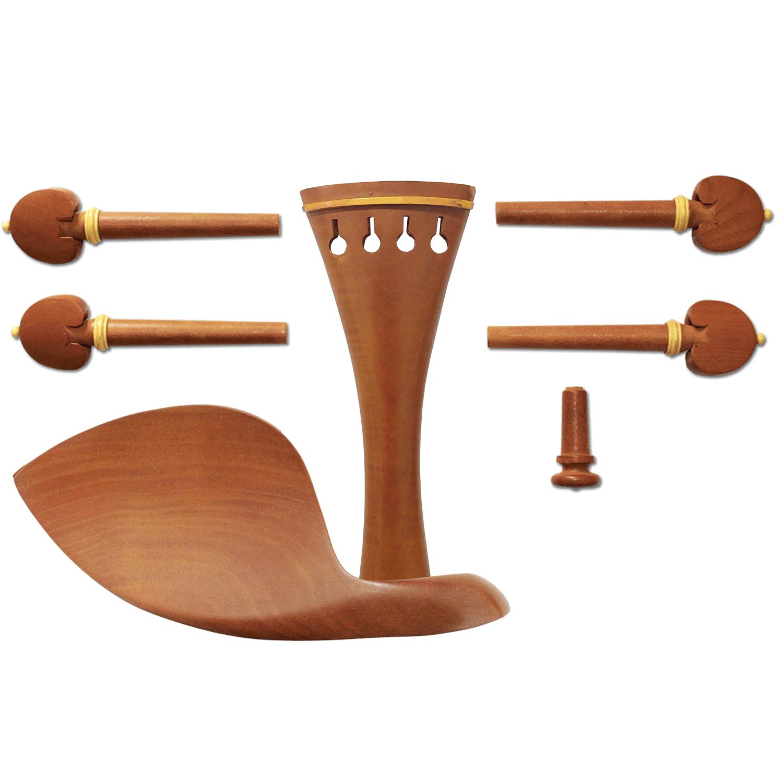 Montagem Para Violino 4/4 Boxwood Tradicional