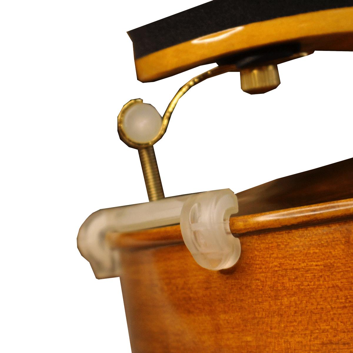 Par de Garras para Espaleira De Violino/Viola