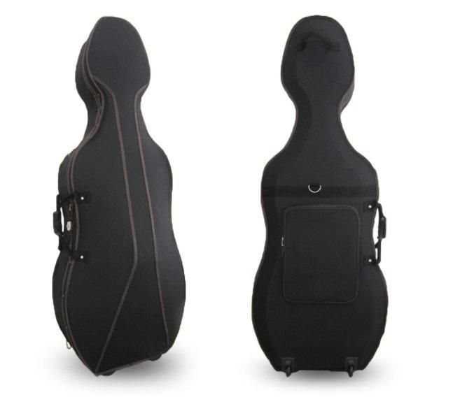 Estojo Case Cello Violoncelo 4/4 Térmico Luxo