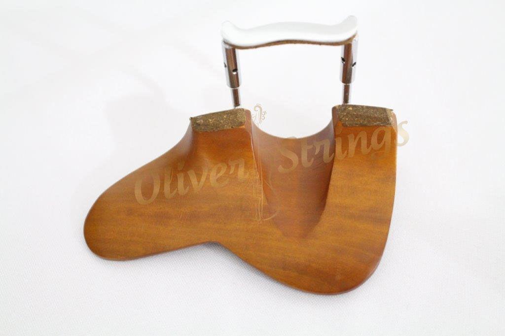 Queixeira de Boxwood para violino modelo berber (feijão)
