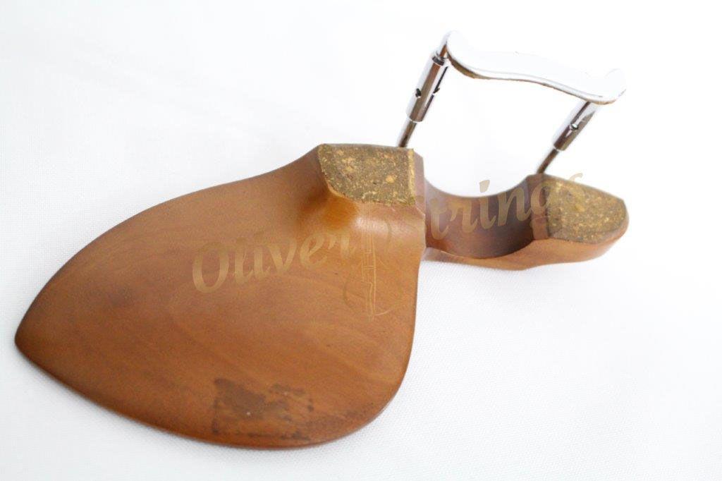 Queixeira de Boxwood para violino modelo Varga