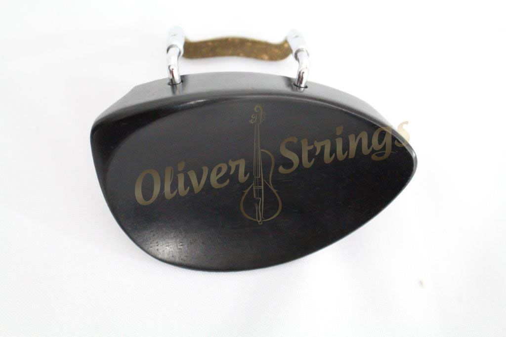 Queixeira de Ébano para violino modelo Turner