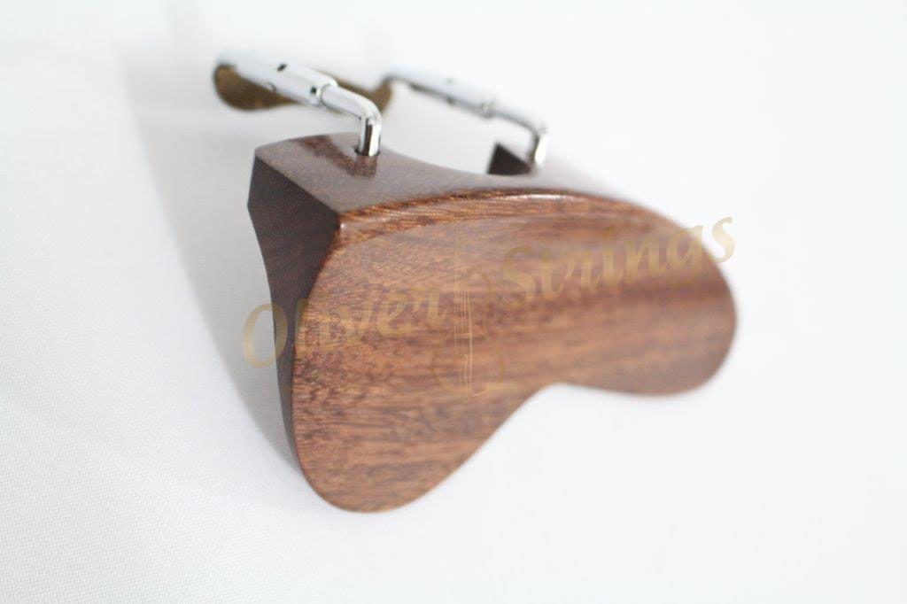 Queixeira de Tamarindo para violino modelo berber (feijão)