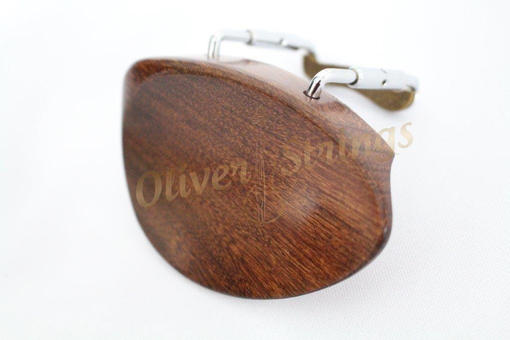 Queixeira de Tamarindo para violino modelo Turner
