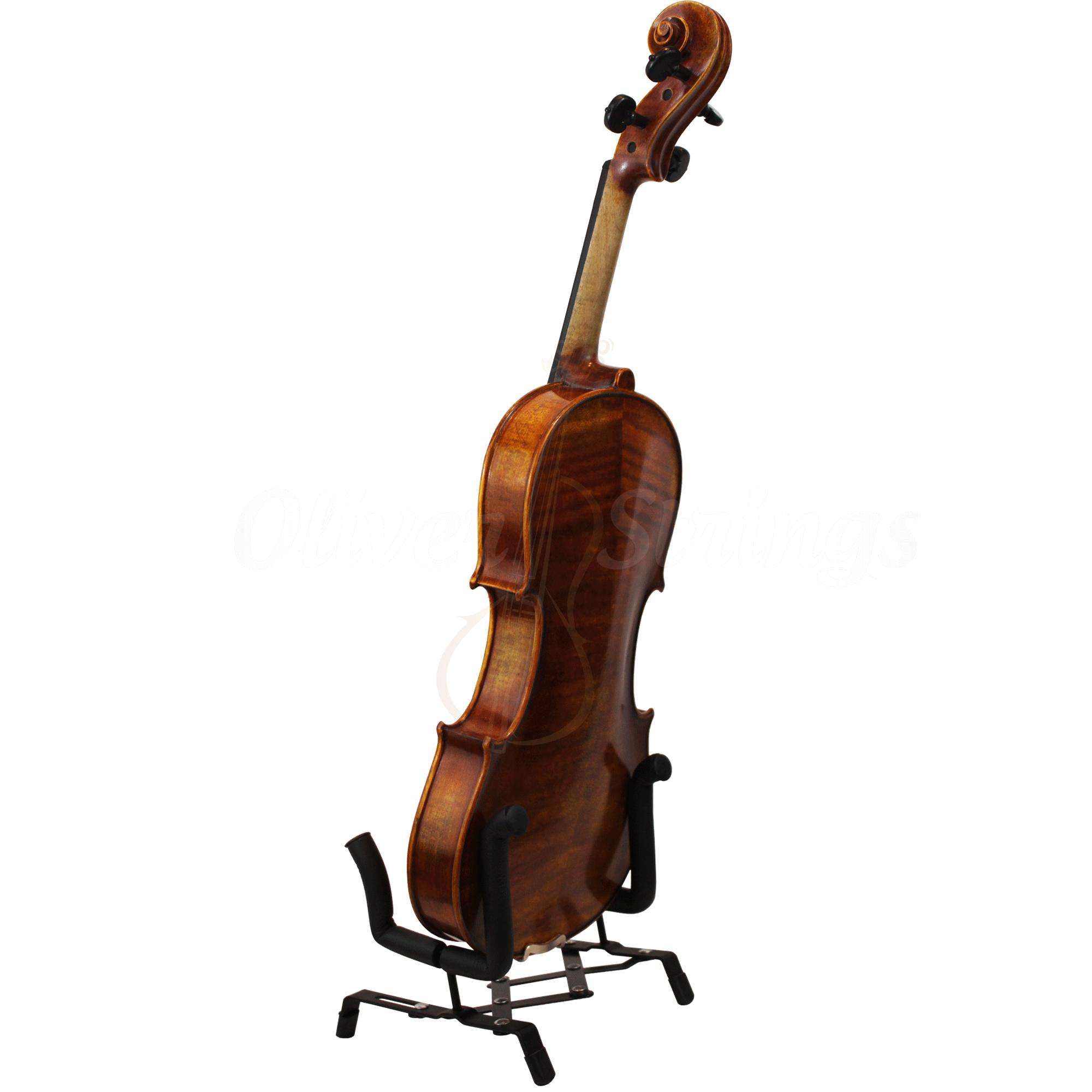 Suporte de chão articulado p/ Violino/ Ukulele