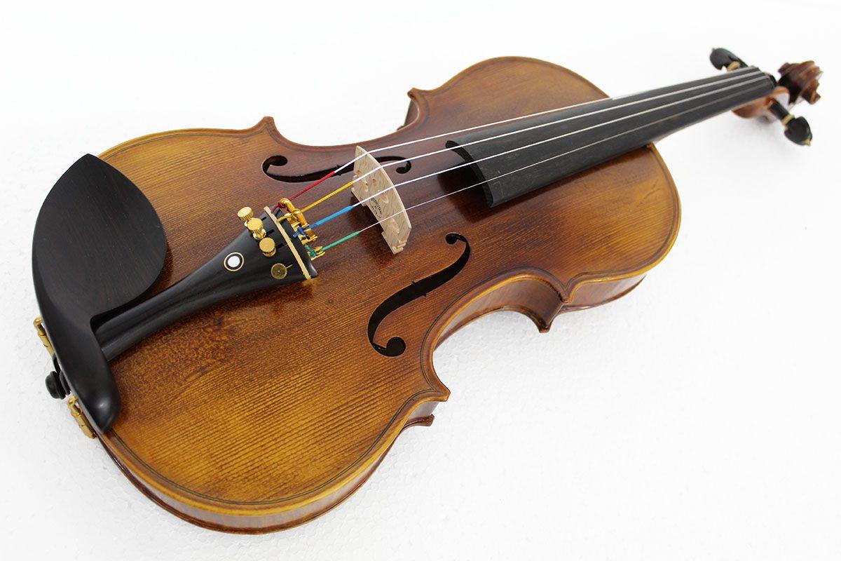 Violino feito à mão modelo strad 4/4 C