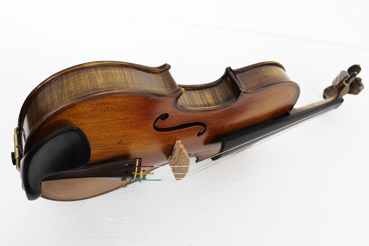 Violino feito à mão modelo strad 4/4 A