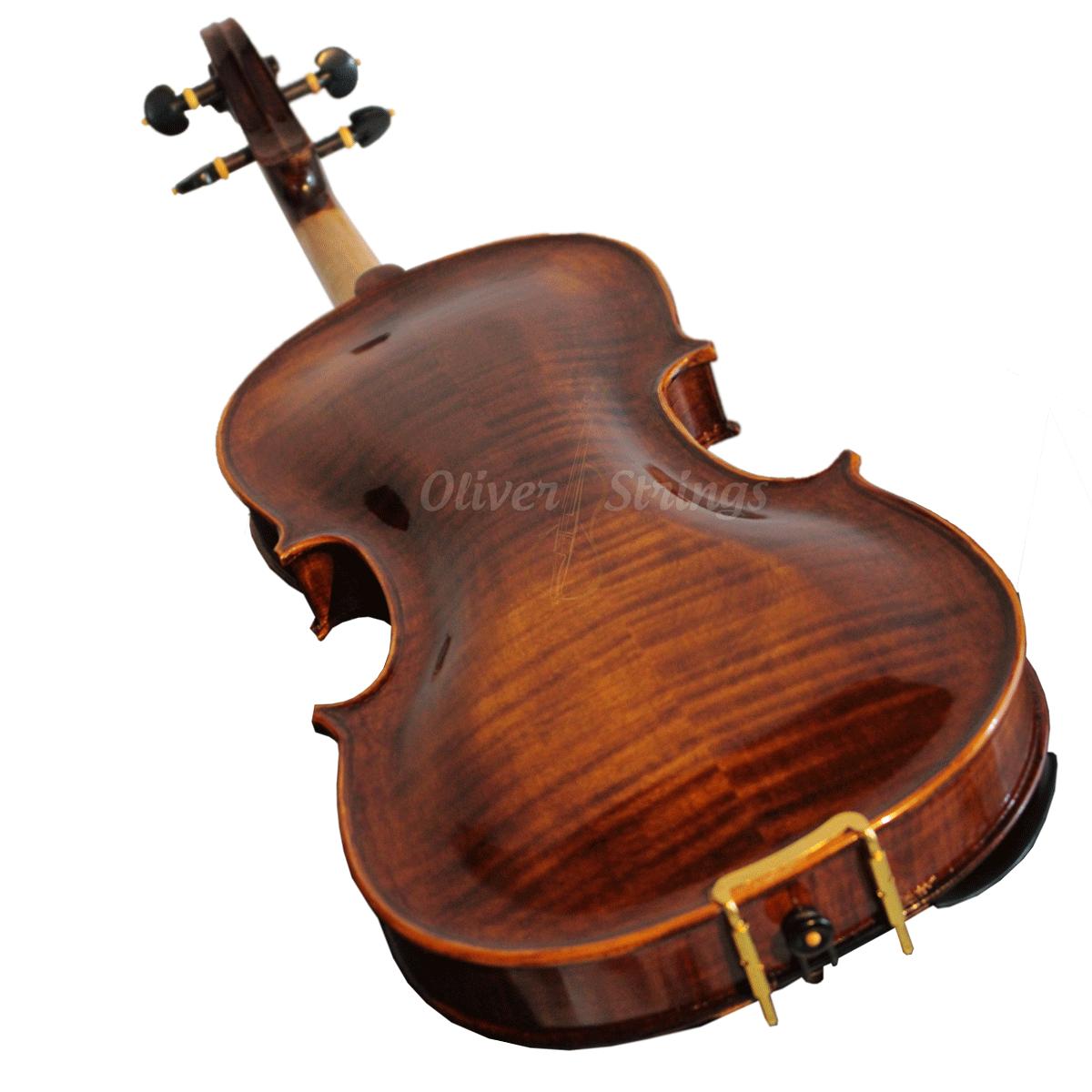 Violino feito à mão modelo stainer misto 4/4