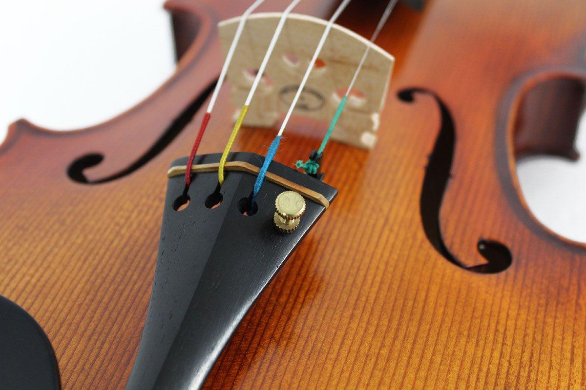 Violino feito à mão modelo strad 4/4 B