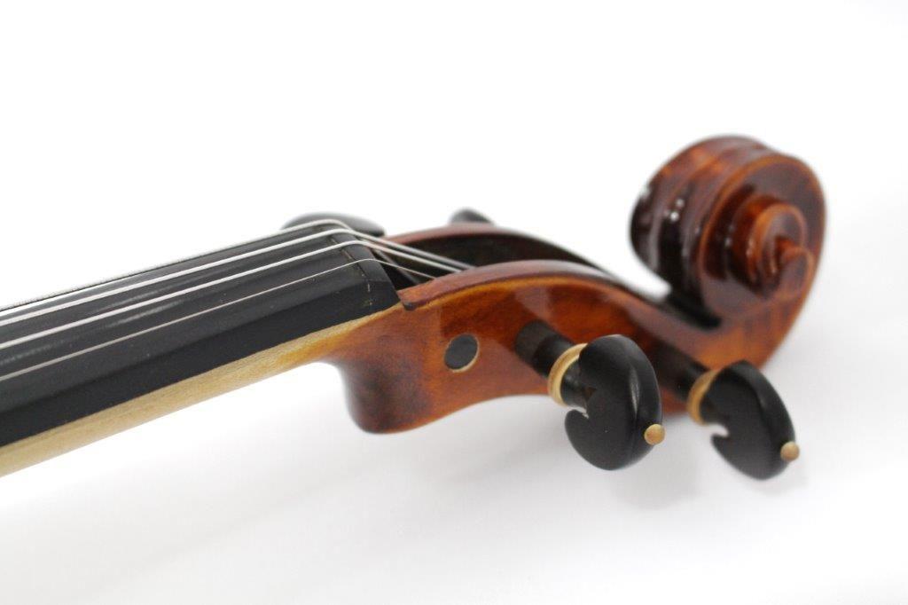 Violino feito à mão modelo strad 4/4