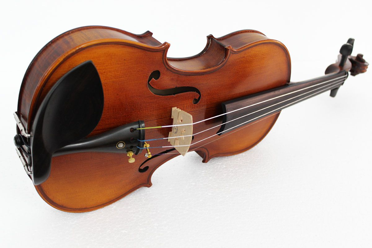 Violino fundo inteiro 4/4 - Claro