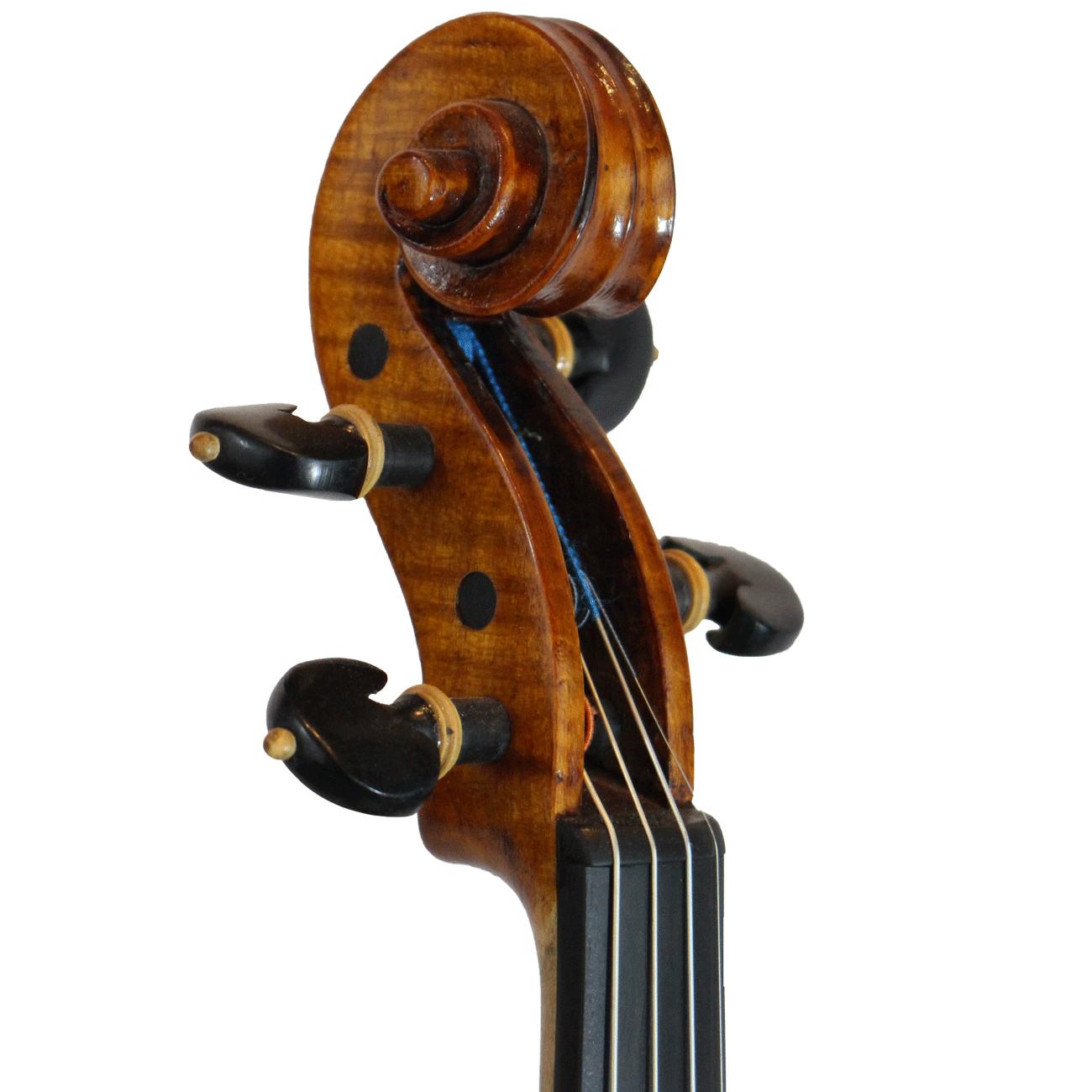 Violino Geovane Tomaz Goma Laca 4/4