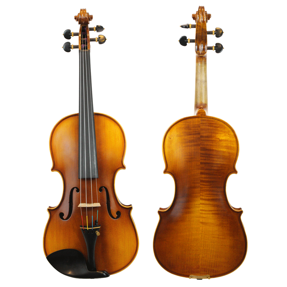 Violino Orquezz Feito à Mão Bipartido 4/4