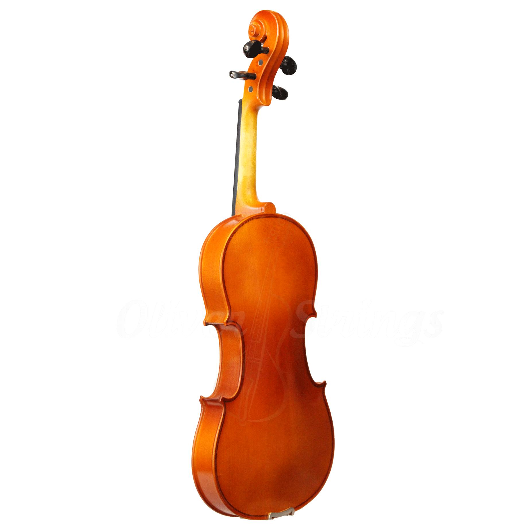 Violino Orquezz intermediário modelo strad 4/4
