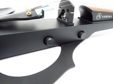 Violino Profissional 4/4 Elétrico atelier audio Aurora Black