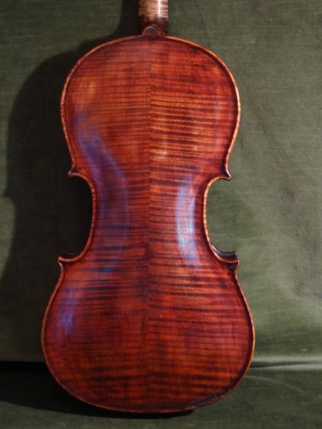 Violino Profissional alemão antigo