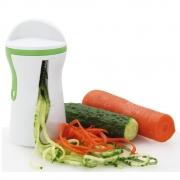 Cortador Fatiador de Legumes Espiral Espaguete Abobrinha