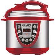 Panela Elétrica De Pressão Mondial Pratic Cook