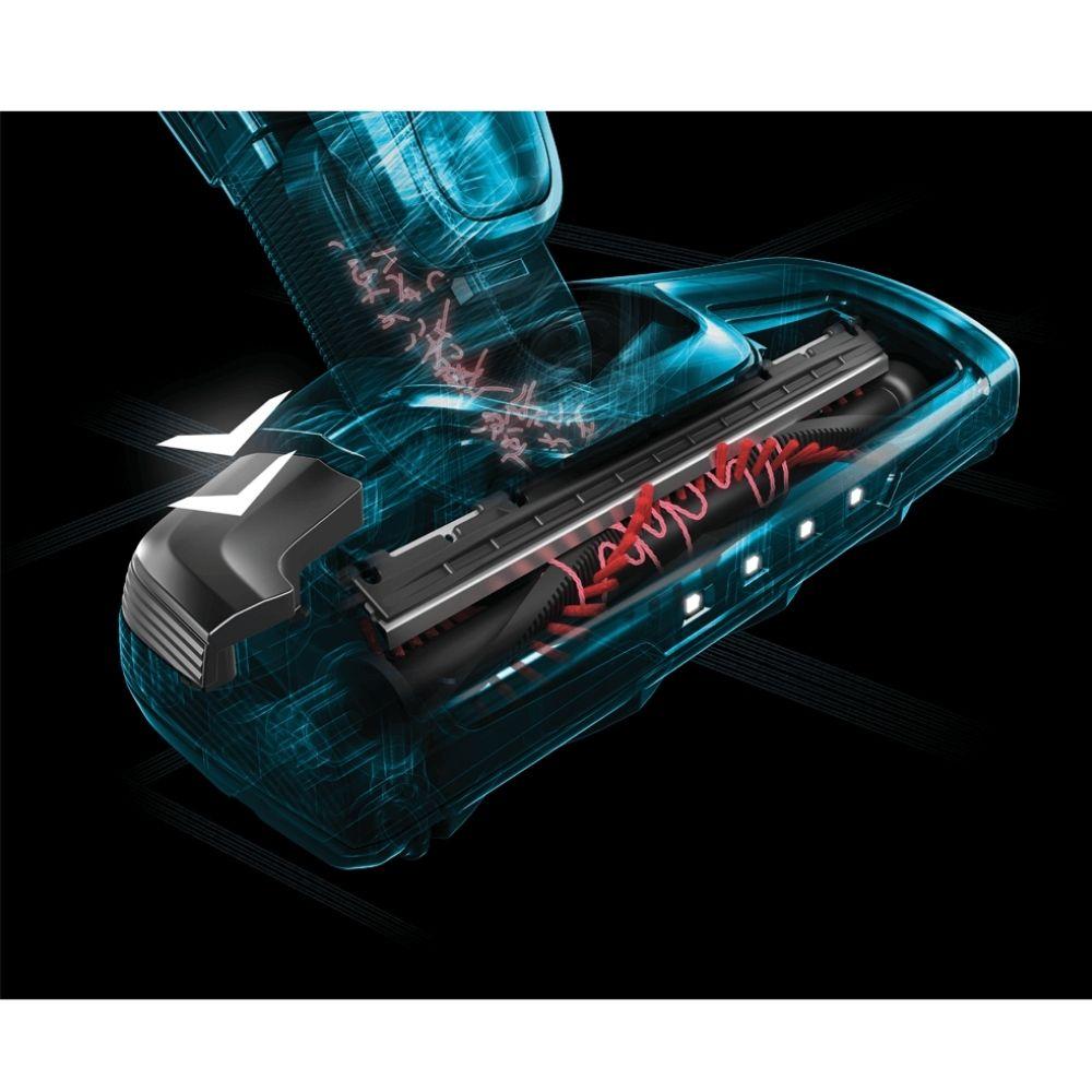 Aspirador De Pó Azul Sem Fio Electrolux LED Bivolt Potente