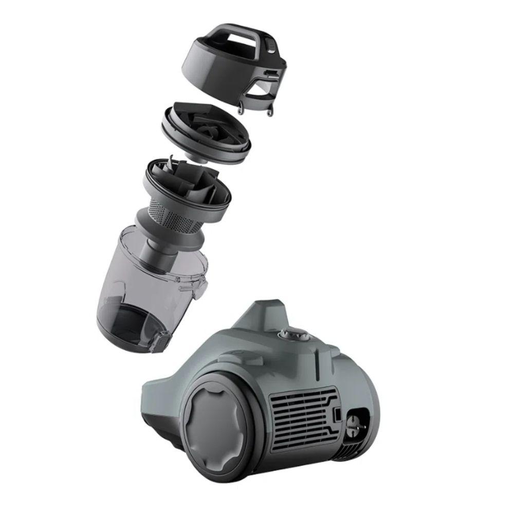 Aspirador de pó Electrolux 1600w 3 bocais Baixo Ruído