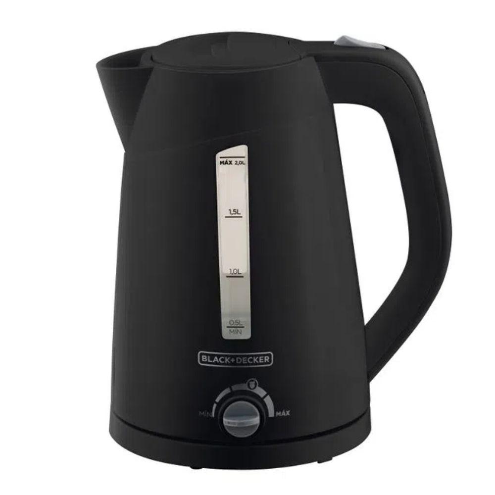 Chaleira Elétrica Controle Temperatura 2L Café Chá