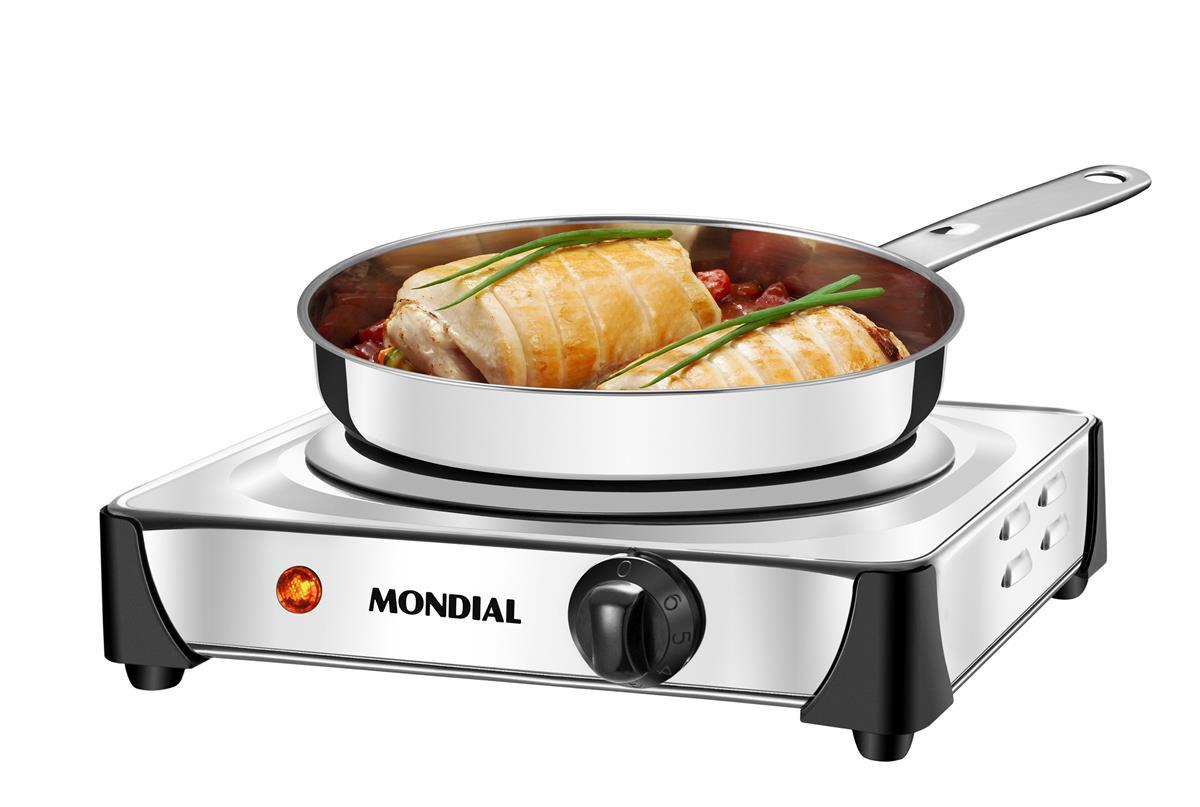 Fogão Elétrico Fast Cook Mondial