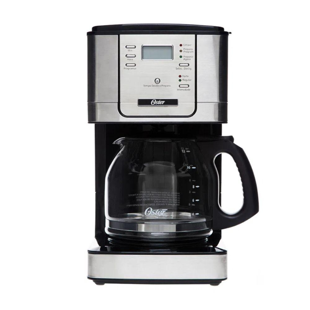 Máquina De Café Oster Cafeteira 36 Xícaras Programável 110v