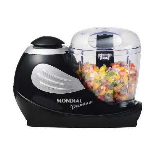 Mini processador de alimentos Mondial premium