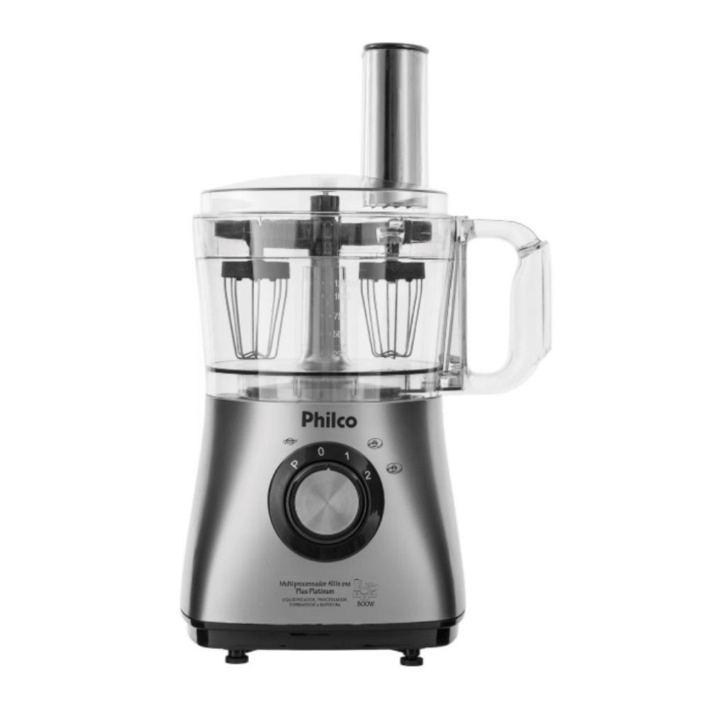Multiprocessador Philco Plus Potente Platinum 110V 220V